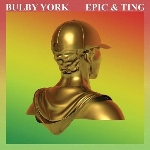 "Collin ""Bulby"" York<br>Epic & Ting<br>CD"